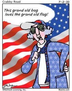 Patriotic Maxineღ