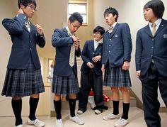Uma iniciativa interessante por parte de uma escola japonesa, não fosse pelo nome dado ao acontecimento. O que seria sexo? E gênero? Confira o que houve ontem na escola Fuiji Hokuryo e o que achamos sobre isso:  #FFCultural #FFCulturalRH #SexChangeDay #GenderChangeDay #Japan #FuijiHokuryo