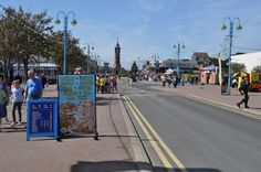 Skegness Street View 4 British Holidays, British Seaside, Short Break, Happy Day, My Images, Britain, Beautiful Places, England, Street View