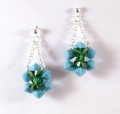 Free Beading Patterns Beginners | how to make jewelry, beading pattern, Jewelry making classes, jewelry ...