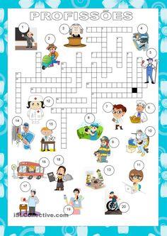 One-click print document 4th Grade Math Worksheets, Vocabulary Worksheets, Kindergarten Activities, Printable Worksheets, Halloween Crossword Puzzles, Halloween Worksheets, Word Games For Kids, Puzzles For Kids, Halloween Words