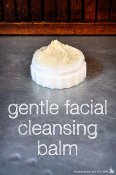 Gentle Facial Cleansing Balm