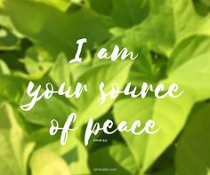 God is our greatest source of peace   kimtuttle.com   inspiration and encouragement for a God-centered home   design with intention   organize with purpose   simplify with passion