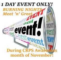 Burning Nights CRPS MEET n GREET UK  www.chronicpaincrps.com/burning-nights-crps-meet-n-greet-uk/