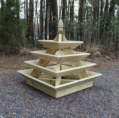 www.chesapeakecrafts.com pyramid_planter_plans.php