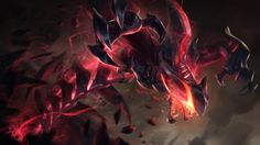 Eternum Rek'Sai ravages a new world | League of Legends