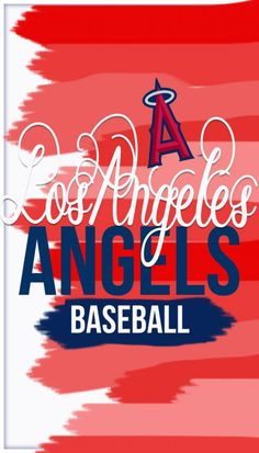 Los Angeles Angels baseball iphone screen saver from Venus Trapped in Mars