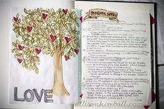 Cool ideas on scripture journaling. I'm not LDS, but the techniques are good