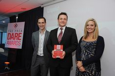 Liquid win another at the PRCA DARE Awards Midlands - Birmingham