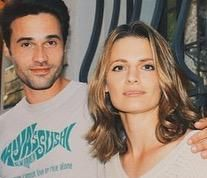 Stana and Brett in Lost in Florence