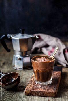 The Most Satisfying Cappuccino Latte Art - Coffee Brilliant Espresso Coffee, Coffee Cafe, Hot Coffee, Coffee Break, Iced Coffee, Coffee Drinks, Morning Coffee, Coffee Creamer, Coffee Humor
