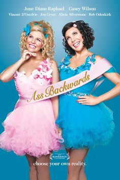 """June Diane Raphael (""""Burning Love"""") and Casey Wilson (""""Happy Endings"""") star as two lovable losers head back to their hometown to win the pageant crown they lost as little girls. Also starring Jon Cryer, Vincent D'Onofrio, Alicia Silverstone, Paul Scheer."""