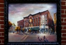 Old Opera House, Delphi, Indiana sold