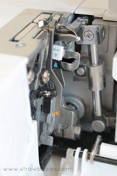 A blog about serging, overlocking, sewing, and other handmade crafts for house and home.