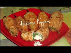 Homemade Jalapeno Poppers Recipe - Laura Vitale - Laura in the Kitchen Episode 818 - YouTube