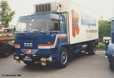 1973 MAN-Büssing 16.320 Kühlkoffer-Lkw