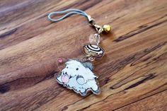 Poro League of Legends Charm by Linai on Etsy