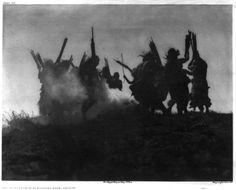 Dancing to Restore an Eclipsed Moon, Kwakiutl.1914