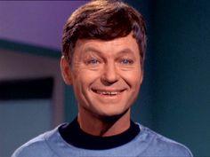 McCoy gets the last word. (Journey to Babel, 1967), Star Trek TOS