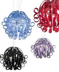Lámparas de cristal: Lámparas de Murano