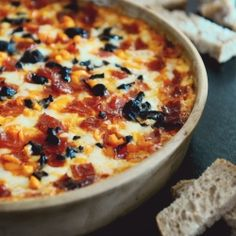 Pizza Dip by SimplyGourmet