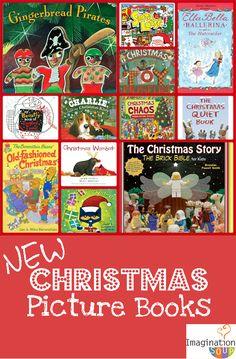 fun Christmas children's books