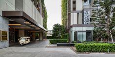 Ashton Morph Sukhumvit 38 by Shma Company Limited 01 « Landscape Architecture Works | Landezine