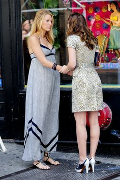 65 Times Blake Lively Gave Us Major Outfit Envy on Gossip Girl: It's been awhile since we last saw Serena van der Woodsen Blake Lively in all her Gossip Girl glory, but we miss her designer-meets-bohemian-meets-preppy style that had us talking (and shopping) after every episode.