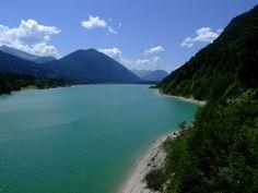 Germany, Upper Bavaria, Walchensee, Lake #germany, #upperbavaria, #walchensee, #lake