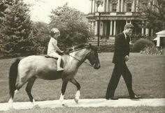 equestrianspiration.com Caroline, Macaroni and JFK