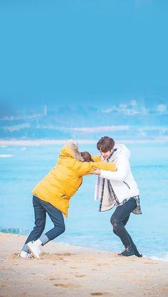 Weightlifting Fairy Kim Bok Joo - Kim Bok Joo e Jung Joon Hyung Drama Film, Drama Movies, Korean Novela, Goblin, Weightlifting Kim Bok Joo, Weighlifting Fairy Kim Bok Joo, Nam Joo Hyuk Lee Sung Kyung, Kdrama, Joon Hyung