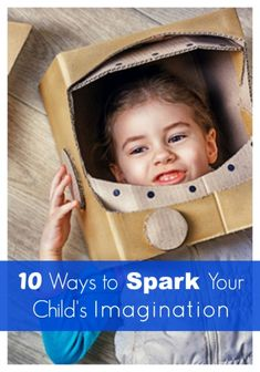 Some kids get lost in the wonder of their imaginations easily. Others need a little more prompting. In any case, there are many things that parents can do to encourage their children's creativity. Here are ten kids activities you can use today!