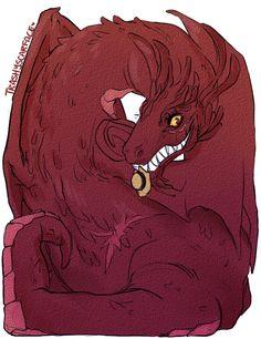 Dragon Luffy