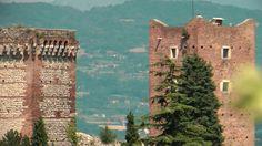 Romeo and Giulietta Castles - Montecchio Maggiore