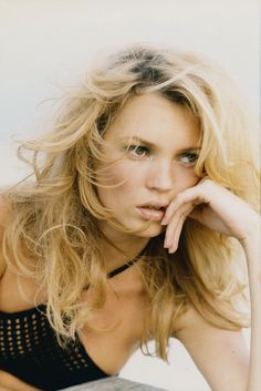 "Kate Moss ""Summer of Love"" 