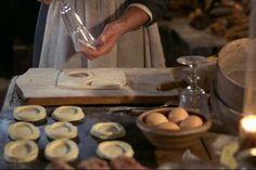 Scene from Babette's Feast