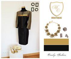 Classic! Os taileurs estão sempre na moda <3 #ornelys #taileur #gold
