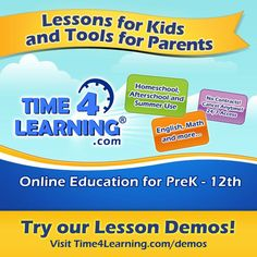 Why have over 400,000 families trusted @time4learning as their #homeschooling  solution of choice over the past 10 years? #sponsor