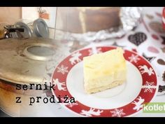 Sernik z prodiża - Kotlet.TV - YouTube