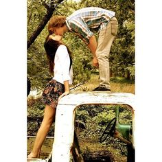 Creative couple photography ideas ❤ liked on Polyvore