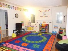 at home daycare | ... Angels Home Daycare, a Large Family Child Care Home in Palo Alto CA