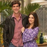 Marcos Pitombo e Sabrina Petraglia torcem por #Shirlipe em 'Haja Coração' e adiantam trama