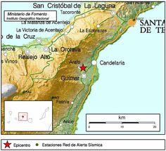 terremotos tenerife martes 28 abril