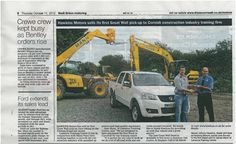 Great Wall Steed sold to Mann Plant Hire