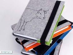 Notizbücher : Kalender / Notizbuch KUH ELSA - eigengut.de