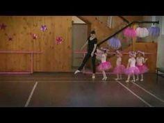 Ballet Basics Vol 1 - Rainbow walks and gallops with a partner