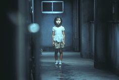 仄暗い水の底から [Dark Water] by Hideo Nakata Film Watch, Movies To Watch, Horror Films, Cinematography, Sporty, Female, Thrillers, Dark, Color Palettes