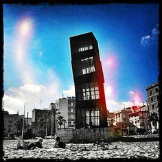 Barcellona, Playa de Barceloneta #InstagramYourCity #bcn #barcerlona #phootooftheday #webstagram #igersbarcelona #mytravelgram @Social Media Week
