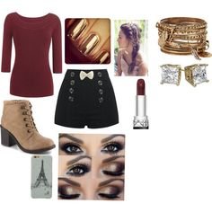 Untitled #2 by dulciemitch on Polyvore featuring polyvore, fashion, style and ALDO