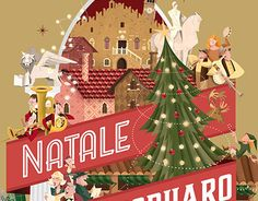 """Check out new work on my @Behance portfolio: """"Christmas in my town"""" http://on.be.net/1Lvbhkr"""